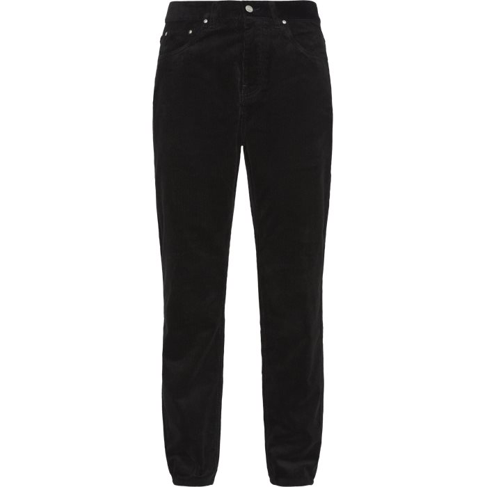 Newel Pant - Bukser - Relaxed fit - Sort